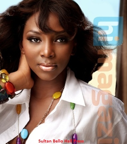 Have Genevieve nnaji naked nude sexy apologise